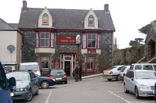 St Keverne, The Three Tuns, Cornwall © Trevor Harris