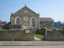 Tregoney Congregational Church, Cornwall © Rod Allday